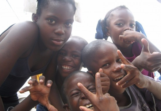2007, Third World Awareness, TWA, Haiti, Cite Soleil, Kids, Happy, Love, Charity, Giving, Helping, Smiles