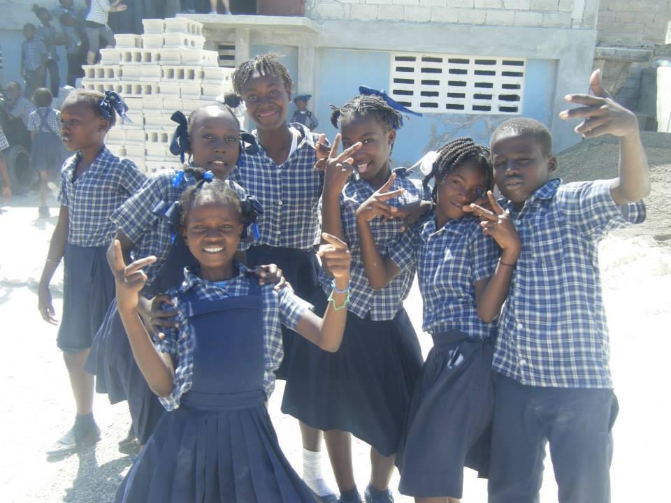 2014 Haiti TWA_Cite Soleil School Kids
