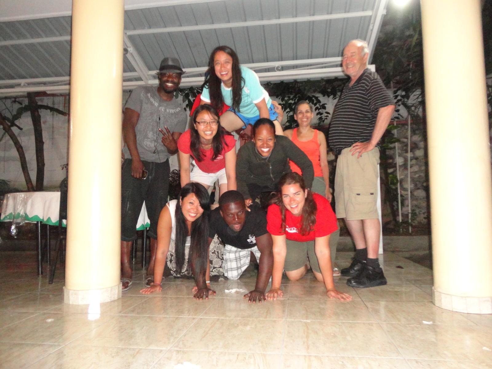 2013, Haiti, Cité Soleil, TWA, Third World Awareness, volunteers, friends, teamwork, charity, non-profit, helping, giving