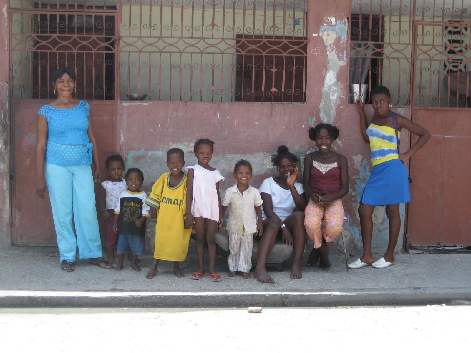 2007, Haiti, TWA, Third World Awareness, charity, non-profit, giving, helping, community, Cité Soleil, Haitians