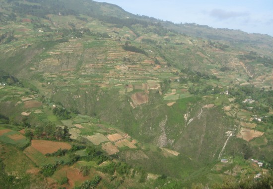 2007. Haiti, TWA, Third World Awareness, charity, non-profit, giving, volunteers, helping, Wings of Hope,, mountains, fields