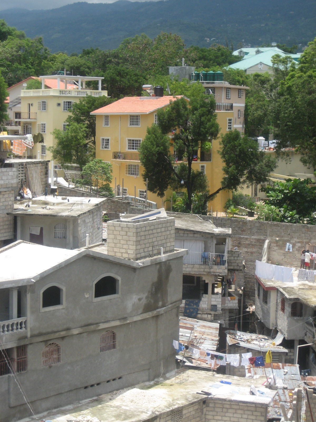 2007. Haiti, Port au Prince, TWA, Third World Awareness, non-profit, charity