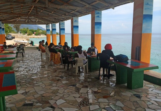 2015, Haiti, TWA, Third World Awareness, volunteers, charity, guides, beach, helping others