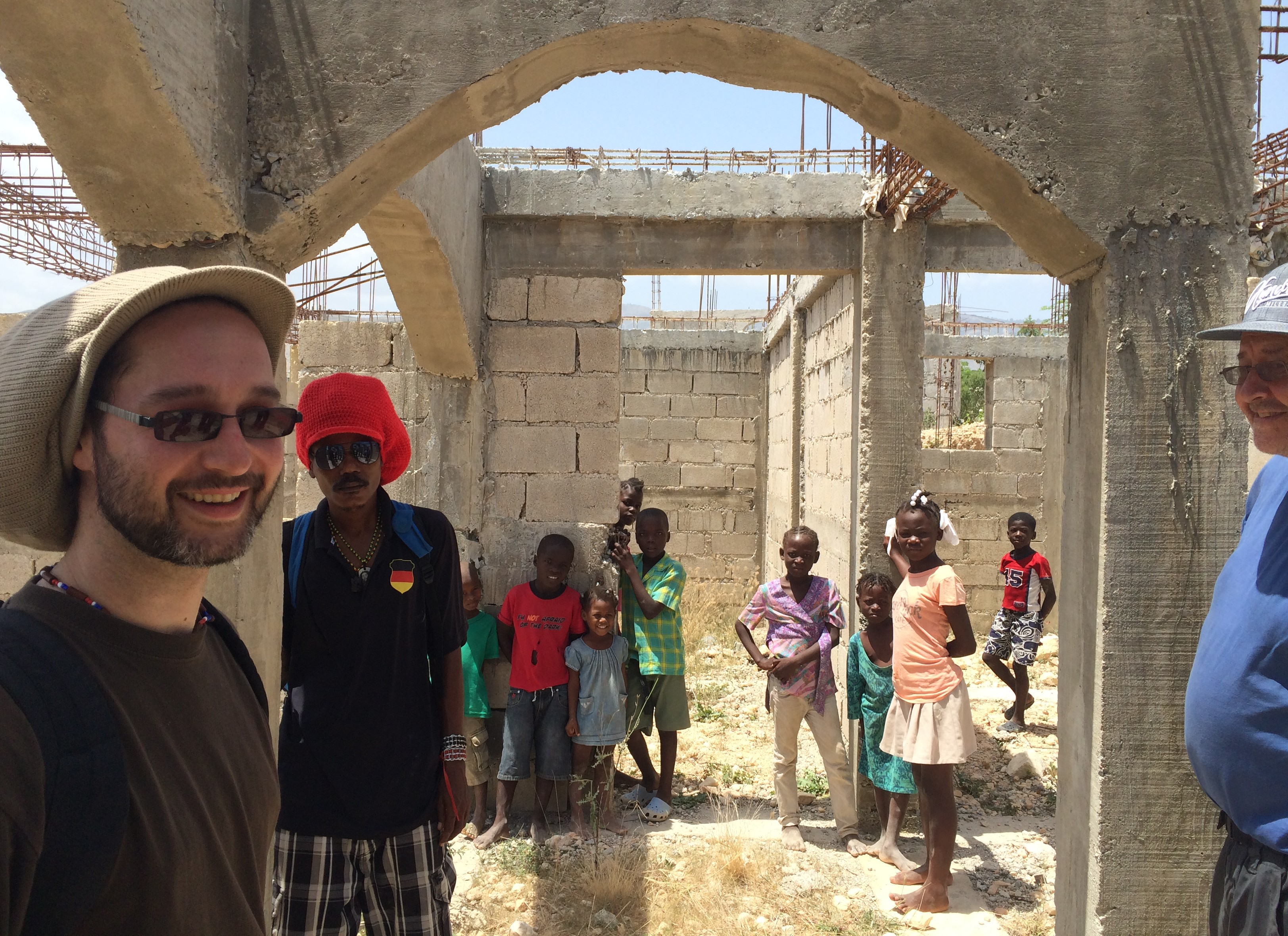 TWA, Third World Awareness, Canaan, Haiti, charity, non-profit, education, school, students, Haitians, volunteers, school building